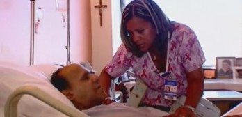 This Nurse Discovers Her Dying Patient Is Her Long Lost Father.