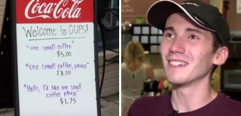 Austin Simms Polite Prices