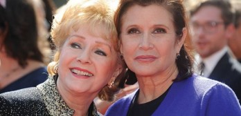 debbie reynolds and carrie fisher die