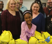 A 6 Yr Old Girl Brings Everyone At School To Tears, And Teacher Calls Her A Superhero!