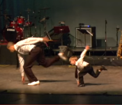 Watch This 7 Yr Old Have A Showdown With His Tap Dance Teacher It'll Make Your Day!