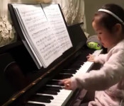 3 Year Old Musical Prodigy Made Our Jaws Drop She's That Good!