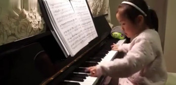 3 year old musical prodigy