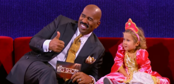 not a princess steve harvey