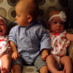 This Baby's Reaction To Seeing Twins For The First Time Is The Best!