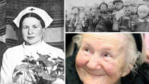 Nurse Who Outsmarted Hitler Is One Of The Most Courageous Women Of This Century.