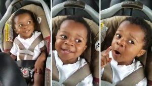 Going Viral! Precious Toddler's Singing Praise & Worship Is So Good It Made Our Jaws Drop!
