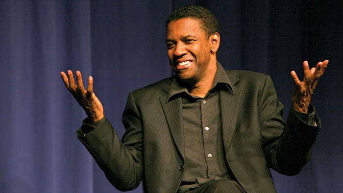 motivational speech by Denzel Washington